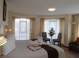 Hotel photo: Sol Plaza Hotel