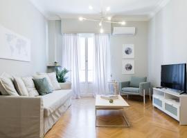 Foto di Hotel: Acropolis Heart 1BD Apartment in Plaka by UPSTREET