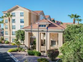 Hotel photo: Homewood Suites Phoenix-Metro Center