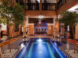 Hotel near Marrakech