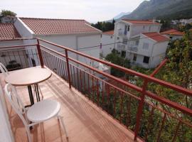 Hotel Photo: Apartment Gradac 6820b