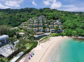 A picture of the hotel: 3 bed beachfront villa in Kata Noi