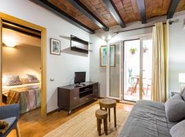 Hotel photo: Oxis Apartments - Plaza Castella 1