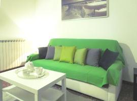 Hotel photo: Grande e grazioso appartamento (VERDE)