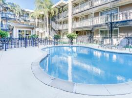 Hotel photo: Plaza Suites of Metairie