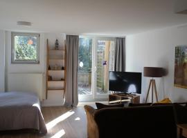 Hotel Photo: Wohnen am Waldrand
