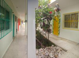 Hotel photo: Hotel Cozumel Blue