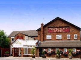 Hotel photo: The Waverley Hotel