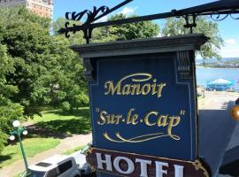 Hotel photo: Manoir Sur le Cap