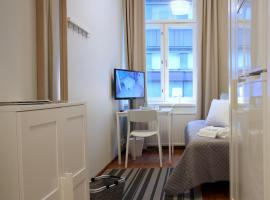 صور الفندق: Private Single Room with Shared Bathroom in Helsinki, Eerikinkatu 14