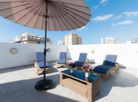 Hotel photo: FeelHome - Ben Yehuda / Mapu