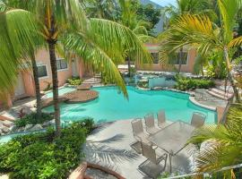 Hotel photo: Modern 2 Bed Paradise Island Location