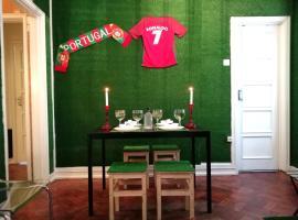 酒店照片: Football Hostel