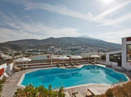 Ξενοδοχείο φωτογραφία: Mare Vista Hotel - Epaminondas