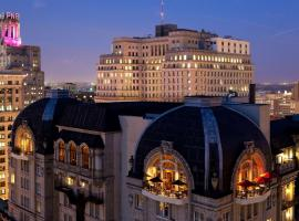 Hotel photo: The Bellevue Hotel, in the Unbound Collection by Hyatt