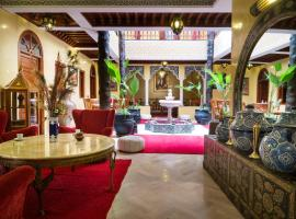 Hotel photo: Riad Hamdane et SPA