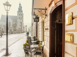 Hotel near Poland