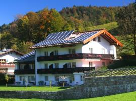Hotel Photo: Haus Heimattreu