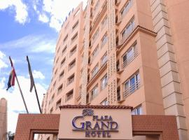 Hotel photo: The Grand Plaza Hotel Smouha