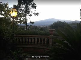 Hotel Photo: Villa Chiarenza Maison d'Hotes