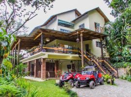 Hotel near Bonao