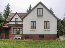 Hotel photo: Four-Bedroom Holiday Home in Pasym