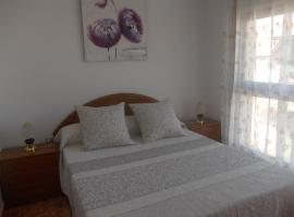 Hotel photo: Apartamento en Sant Carlos de la Ràpita
