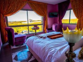 Hotel photo: Maison d'hôtes La Ferme AZIZA