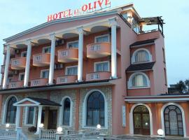 A picture of the hotel: Hotel Le Olive