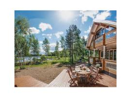 Hotel photo: Three-Bedroom Holiday Home in Sysma