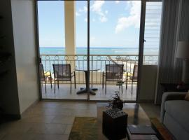 Hotel photo: Waikiki Shore Ocean Front unit 200