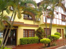 Hotel photo: Hosteria Los Helechos
