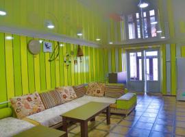 Hotel near Karakoł