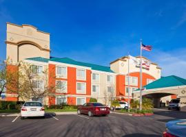 A picture of the hotel: Best Western Airport Inn & Suites Oakland