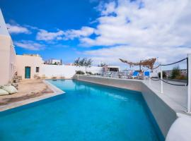 Hotel photo: Olympic Hotel Santorini