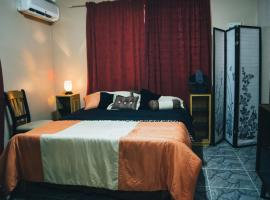 Hotel near Paramaribo