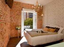 Hotel photo: Center Suite Santander