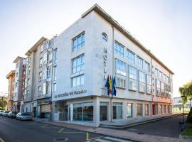 Hotel foto: Hotel La Estación de Luanco
