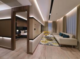 Hotel photo: Nish Palace Exlusive Suites