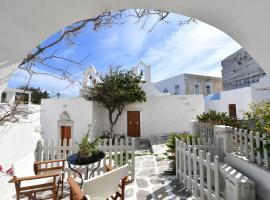 Hotel near Парос