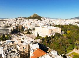 A picture of the hotel: Athens heart, Syntagma metro studio