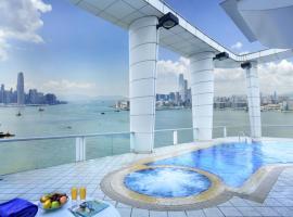 Hotel Photo: Metropark Hotel Causeway Bay Hong Kong
