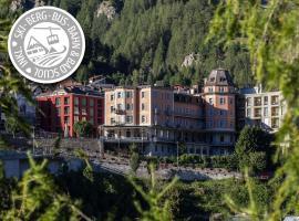Hotel near Suiza