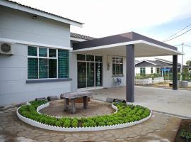 Hotel photo: Greenery Garden Concept Homestay