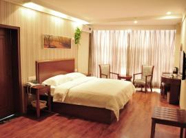 Hotel kuvat: GreenTree Inn Anhui Huainan South Renmin Road Business Hotel