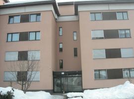 Hotel near Davos