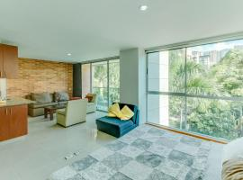 Hotel photo: Apartamento Estudio Edificio Blux-306