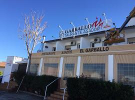 Hotel photo: Hostal Restaurante Garballo