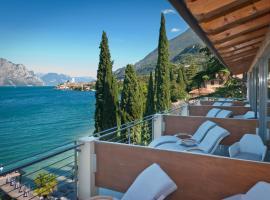 Hotel photo: Beach Hotel Du Lac Malcesine