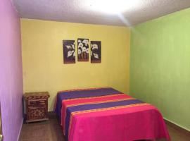 ホテル写真: Hostal Teotihuacán